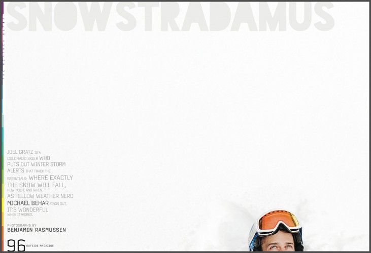 Snowstradamus Thumbnail