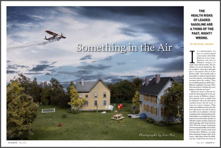 Something in Air - Thumbnail