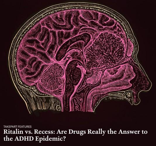 ADHD Epidemic Thumbnail