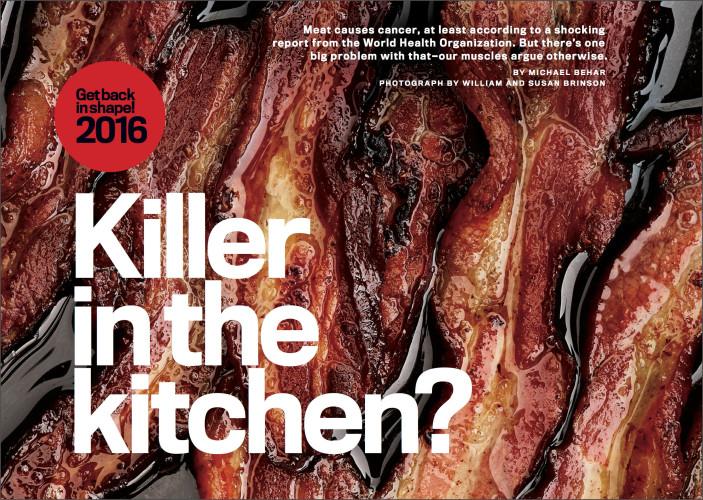 Killer in Kitchen