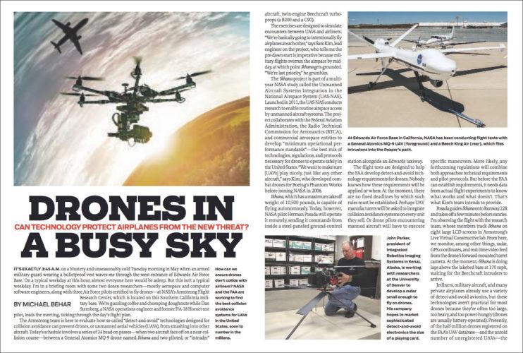 Drones Spread